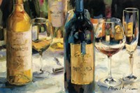 Bordeaux and Muscat by Marilyn Hageman - various sizes