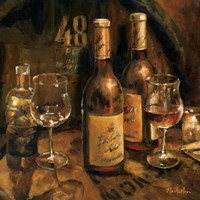 Wine Making by Marilyn Hageman - various sizes