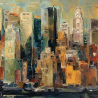 New York, New York Fine Art Print