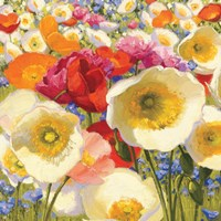 Sunny Abundance Crop by Shirley Novak - various sizes