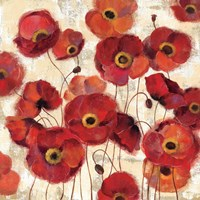 Bold Poppies Fine Art Print