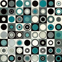 Carnaby Street Blue by Wild Apple Portfolio - various sizes, FulcrumGallery.com brand