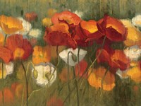 The Power of Red II by Shirley Novak - various sizes