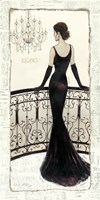 La Belle Noir Fine Art Print