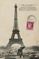 Paris 1900 Fine Art Print