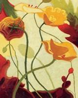 Tres Vignes III Fine Art Print