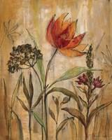 Aquarelle Garden I Fine Art Print
