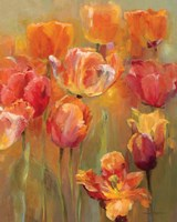 Tulips in the Midst II Fine Art Print