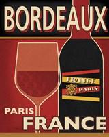 Bordeaux by Pela Studio - various sizes, FulcrumGallery.com brand