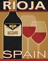 Rioja Fine Art Print