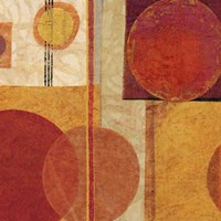 Geo Tea I by Sue Schlabach - various sizes
