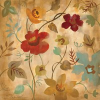Antique Embroidery II Crop by Silvia Vassileva - various sizes