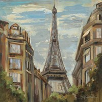 "12"" x 12"" Eiffel Tower Pictures"