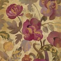 Shimmering Garden II by Silvia Vassileva - various sizes, FulcrumGallery.com brand