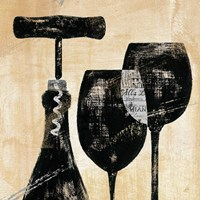 Wine Selection II by Daphne Brissonnet - various sizes