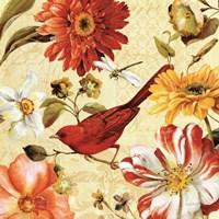 Rainbow Garden Spice III by Lisa Audit - various sizes