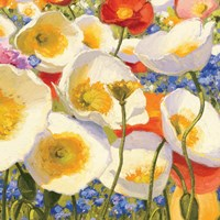 Sunny Abundance III by Shirley Novak - various sizes