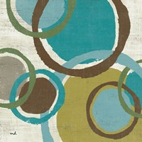 Vintage Bubbles I by Moira Hershey - various sizes