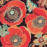 Moroccan Red V by Daphne Brissonnet - various sizes