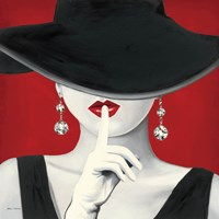 Haute Chapeau Rouge I by Marco Fabiano - various sizes