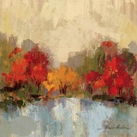 Fall Riverside I by Silvia Vassileva - various sizes