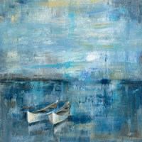 Two Boats Fine Art Print