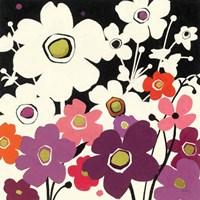 Flower Power II by Shirley Novak - various sizes - $53.99