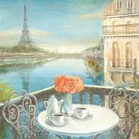 Morning on the Seine Fine Art Print