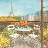 September in Paris by Danhui Nai - various sizes, FulcrumGallery.com brand