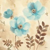 Poppies Three II by Albena Hristova - various sizes, FulcrumGallery.com brand
