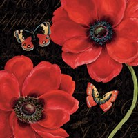 Petals and Wings III by Daphne Brissonnet - various sizes, FulcrumGallery.com brand