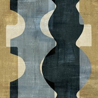 Geometric Deco II by Wild Apple Portfolio - various sizes