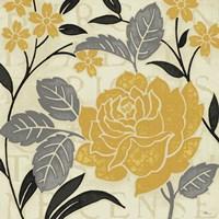 Perfect Petals II Yellow by Pela Studio - various sizes