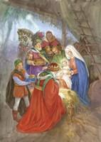 Wise Men Fine Art Print