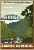 Cahulawasee River Fine Art Print