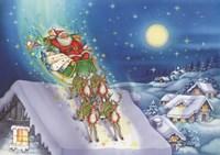 Reindeer by Patricia Adams - various sizes