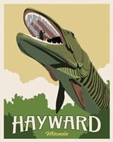 Hayward Muskie Fine Art Print