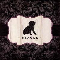 "Top Dog IV by Kate McRostie - 12"" x 12"""