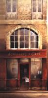 Schilling's Cafe Fine Art Print
