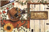 Ladies Fine Art Print
