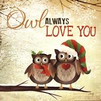 Owl Always Love You Framed Print
