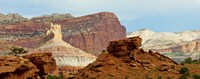 """Capitol Reef National Park, Utah by Panoramic Images - 27"""" x 9"""", FulcrumGallery.com brand"""