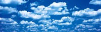 """Clouds Marion County IL by Panoramic Images - 36"""" x 12"""""""
