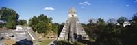 Tikal, Guatemala, Central America Fine Art Print