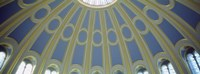 "British Museum Ceiling, London, England by Panoramic Images - 36"" x 12"""