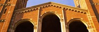 "Low angle view of Royce Hall, University of California, Los Angeles, California, USA by Panoramic Images - 36"" x 12"""