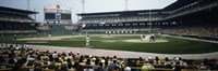 """U.S. Cellular Field, Chicago, Illinois by Panoramic Images - 27"""" x 9"""", FulcrumGallery.com brand"""