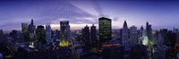 Skyscrapers Chicago Illinois USA