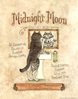 Midnight Moon Fine Art Print