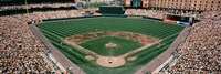 Camden Yards Baseball Field Baltimore MD Fine Art Print